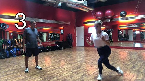 EXERCISE: Unilateral Work with Rodrigo Da Matta (from #3XT BABE Program)