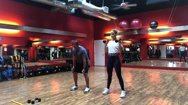 EXERCISE: Body Weight CP Training with Rodrigo Da Matta (from #3XTBABE Program)