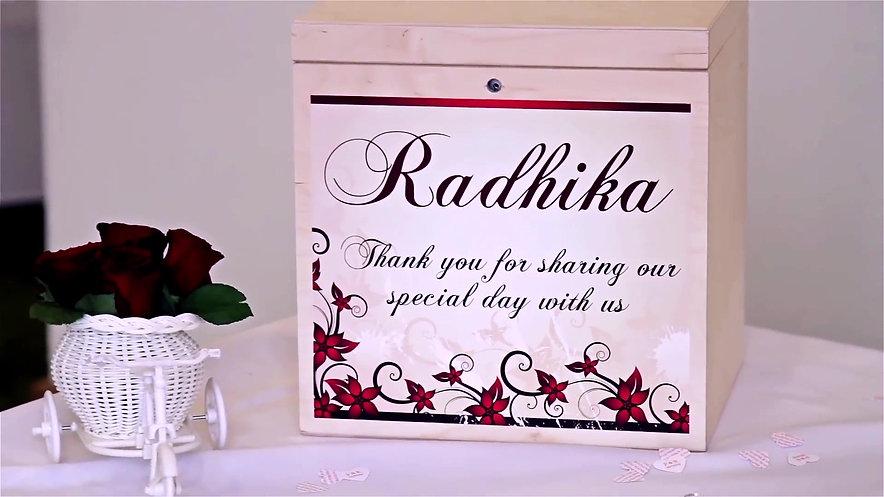 Radhika and Priyan Cinematography