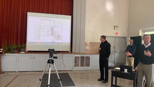 Parish Center Presentation
