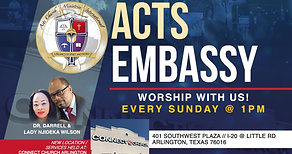 Acts Embassy