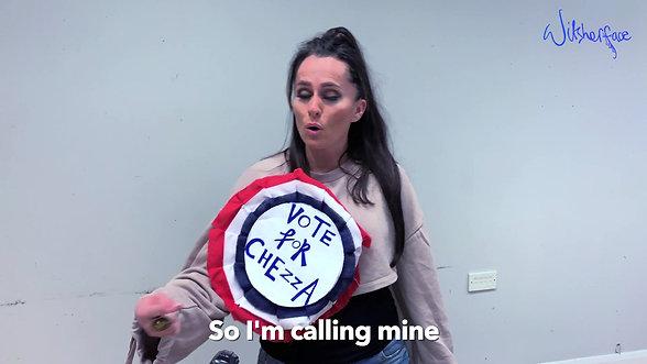 Cheryl's Political Rally