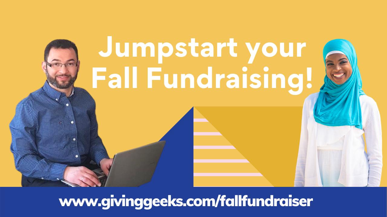 Fall Fundraiser 2020