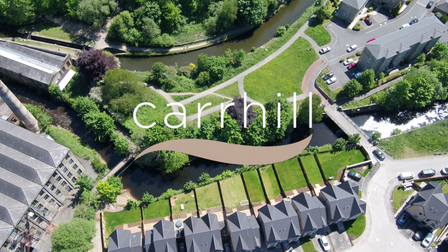 Carrhill, new homes in Mossley, Tameside UK