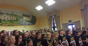 Teachers Rock Youth Choir compilation