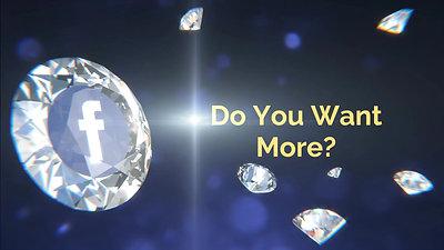 Diamond Facebook Logo