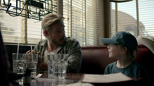 Trevor Donovan Escaping Dad Diner