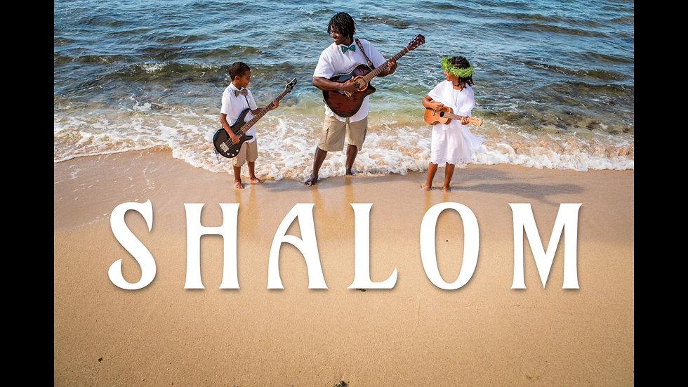 Shalom Lyric Video - HD 1080p