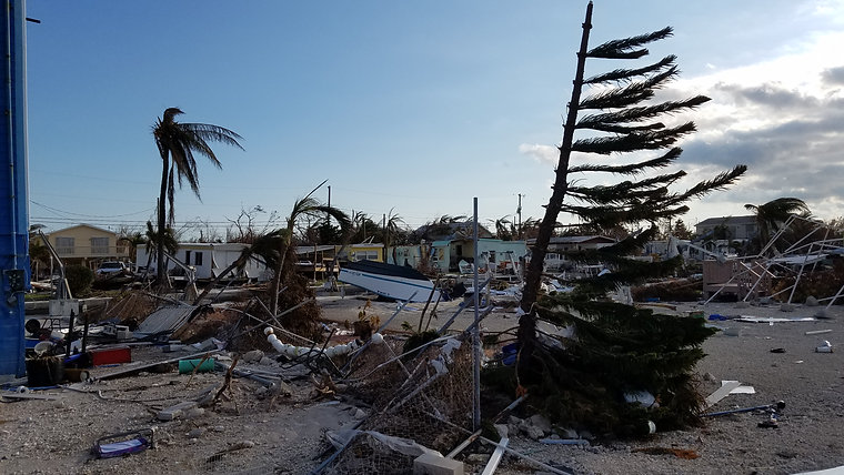 Hurricane damages - CeBB Engineering