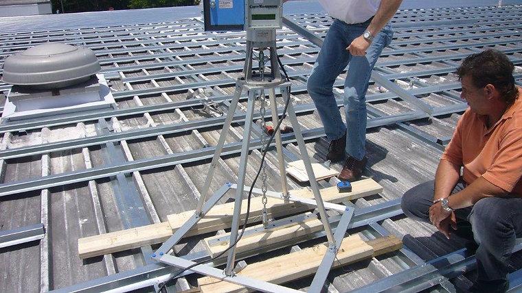 CeBB Engineering - Roof Testing