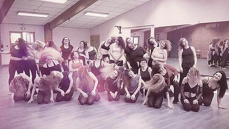 Nos cours de danse orientale en images