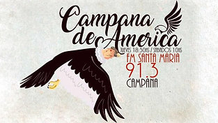 ''La Necrópolis Municipal'' en ''Campana de América'' (FM Santa María)
