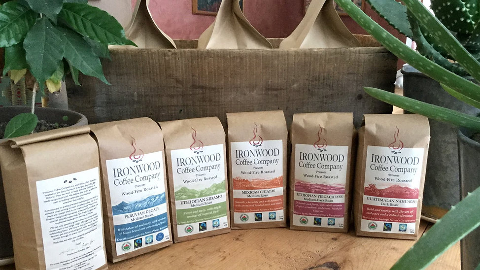 Introduction to Ironwood Coffee Company