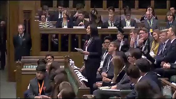 Mariam Sohail's Speech (2017)