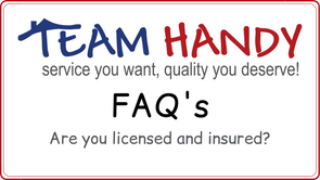 Are you licensed and insured?