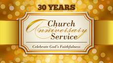 Service Sunday September 8