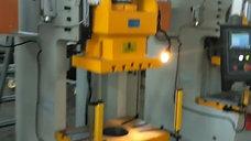 Mesin Power press / Mesin Stamping high speed