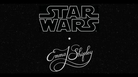Star Wars x Emma J Shipley
