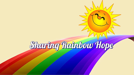Sharing Rainbow Hope
