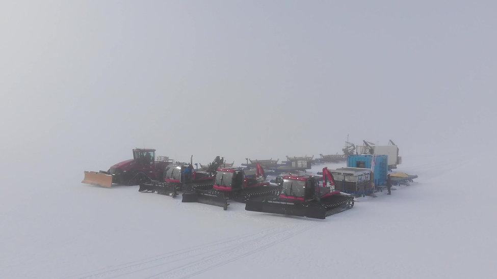 Antarctique (production : AgentDouble)