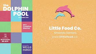1st Place - Little Food Co