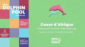 TGG 1st Place - Couer d'Afrique