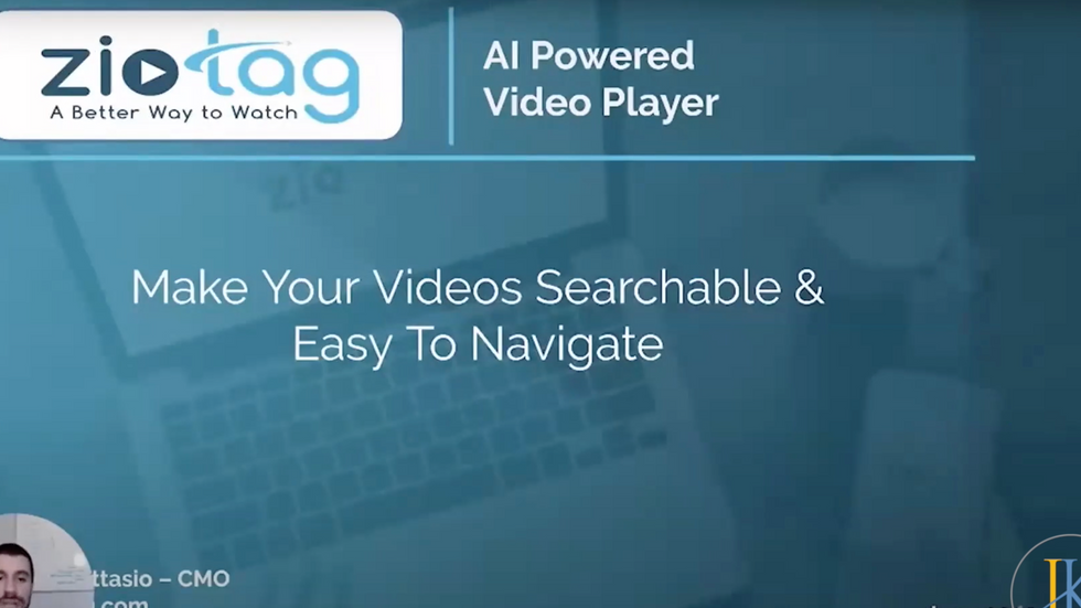 Navigation and AI for Video (Ziotag)