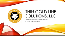 Protection for Protectors (Thin Gold Line Solutions)
