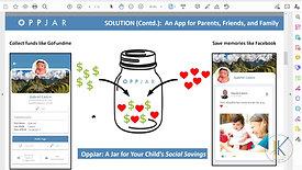 A Support Platform for Children and their Village (OppJar)