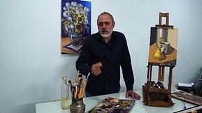 Curso de Veladura - Prof. Márcio Schiaz