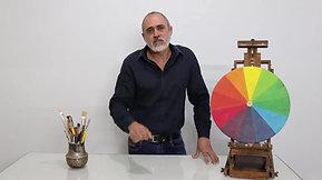 Disco de Cores e Sua Utilização na pintura - Prof. Márcio Schiaz