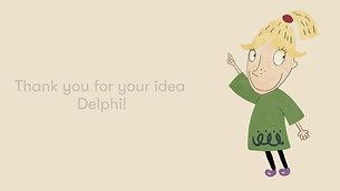 Delphi's idea