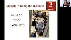 Secrets to being your husband's girlfriend
