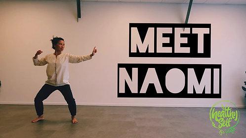 Meet Naomi!