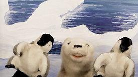 Kasperl im Eismeer
