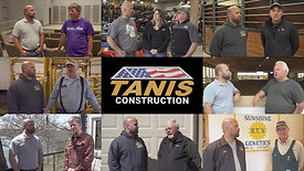 Tanis Construction Projects & Testimonials