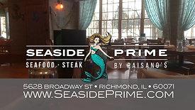 YouTube :15 Pre-Roll Advertisement - Seaside Prime Steak & Seafood in Richmond, IL