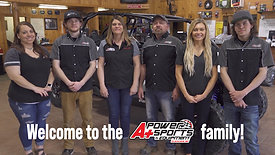 A+ Power Sports Company Tour