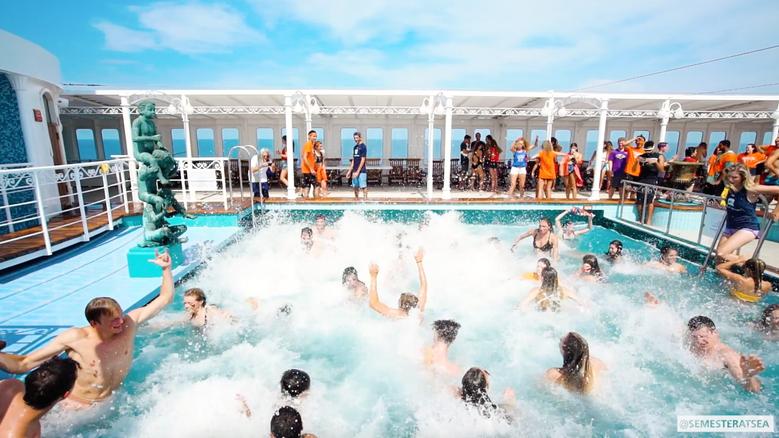 Sea Olympics: Semester at Sea's Fall 2018 Voyage