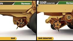 Vermeer Bailer Comparison