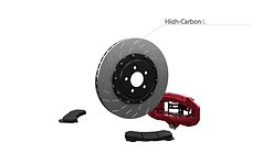 Brembo Brake Kit Sample