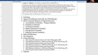 2021 MYC - 2021.02.19 Executive Committee Meeting