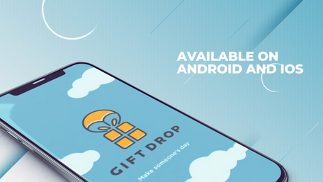 Gift Drop App