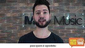 Campanha Disque 100 - Violência Contra Crianças - Marcio e Gustavo