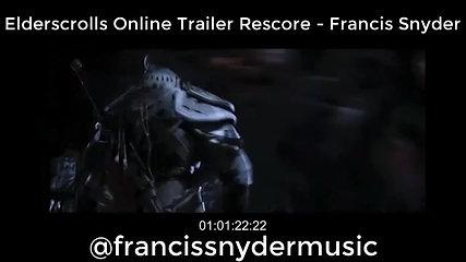 Elderscrolls Online Trailer Rescore