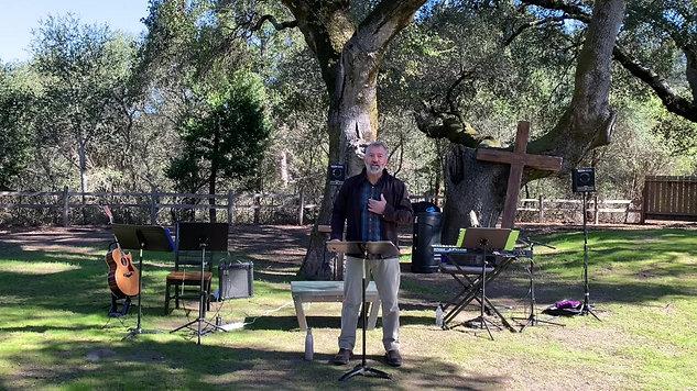 Part 2: Sermon - Alan Crownover - God Desires a Loving Relationship - Feb 21st, 2021