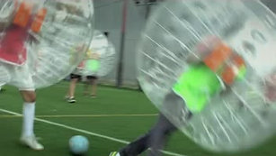 Bubble Football para todos
