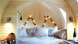 Magical cocoons