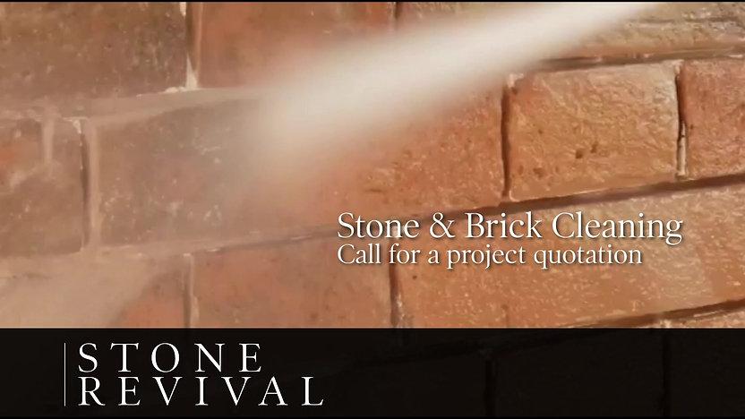 Brick clean - Materials matter