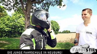 Fahrstil_Mofa AM Führerschein_HB